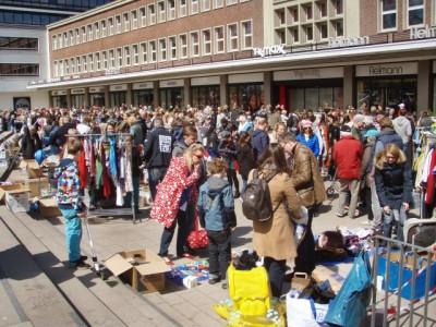 Flohmarkt Hamburg Eppendorf