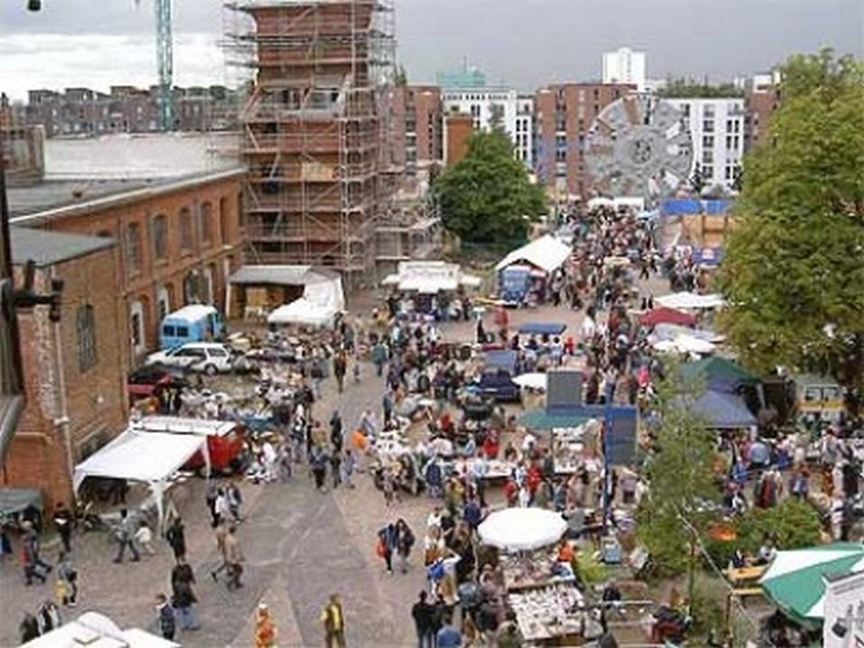 Flohmarkt Hamburg Immenhof