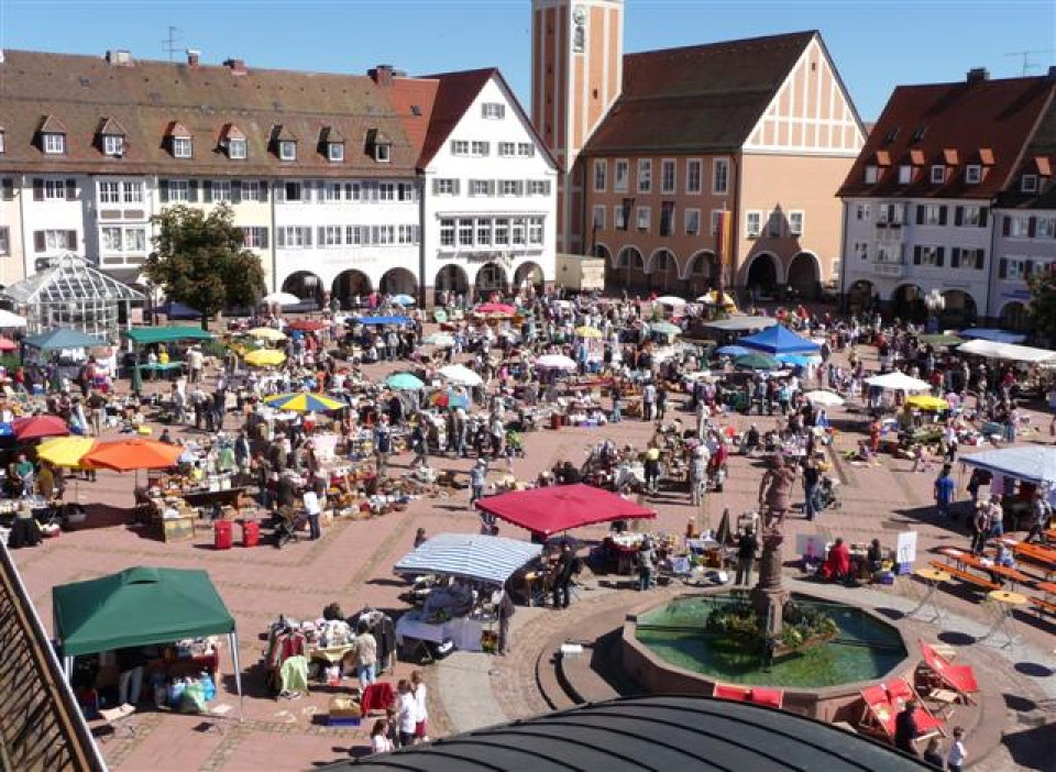 Flohmarkt Bühl
