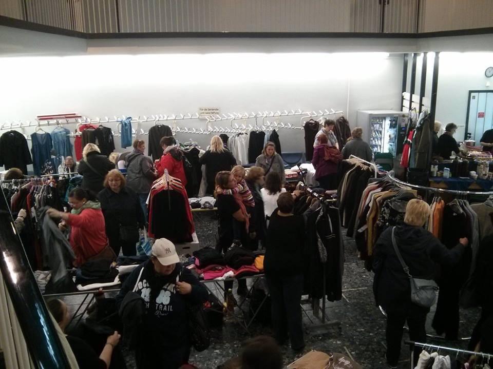 Xxl kleiderflohmarkt