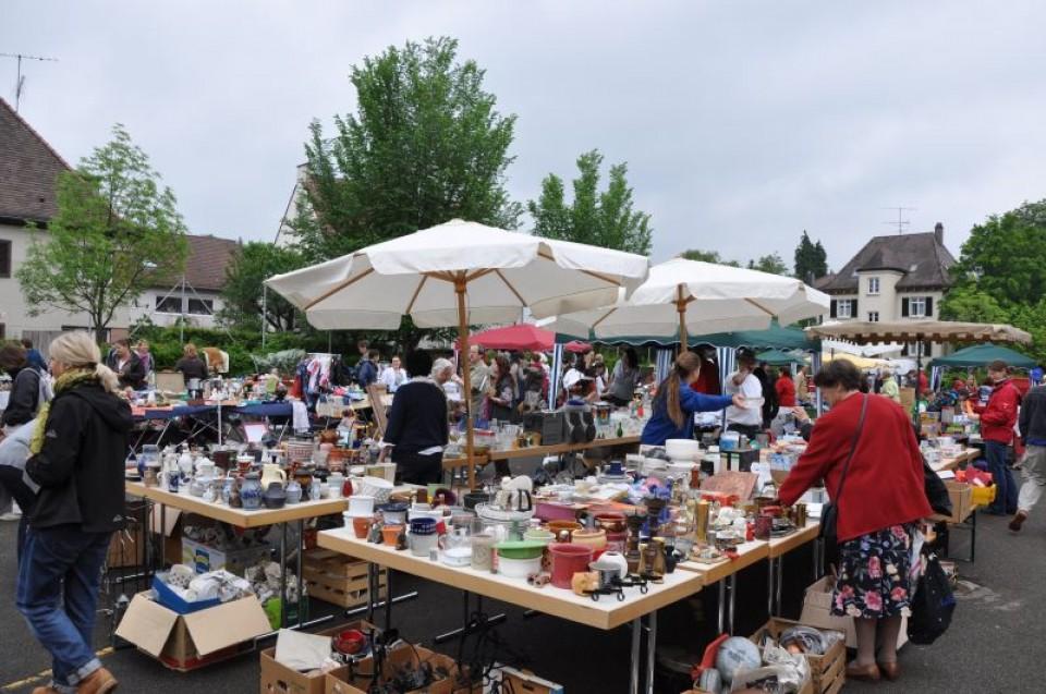 Flohmarkt Baden