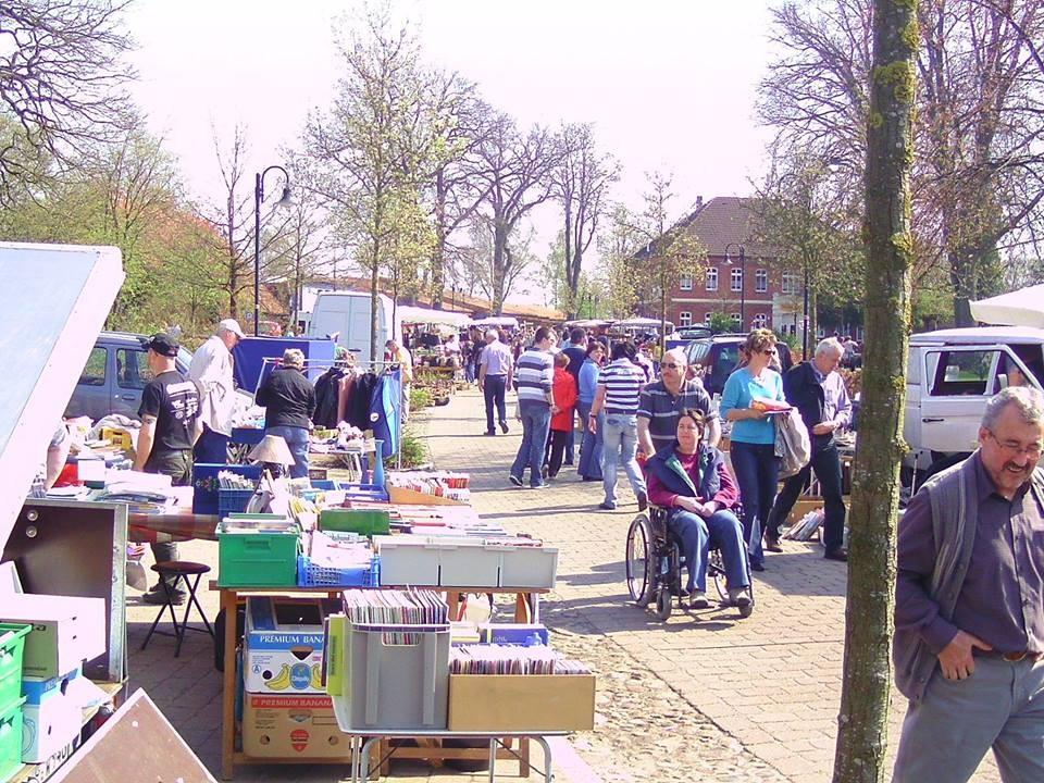 Flohmarkt Halstenbek