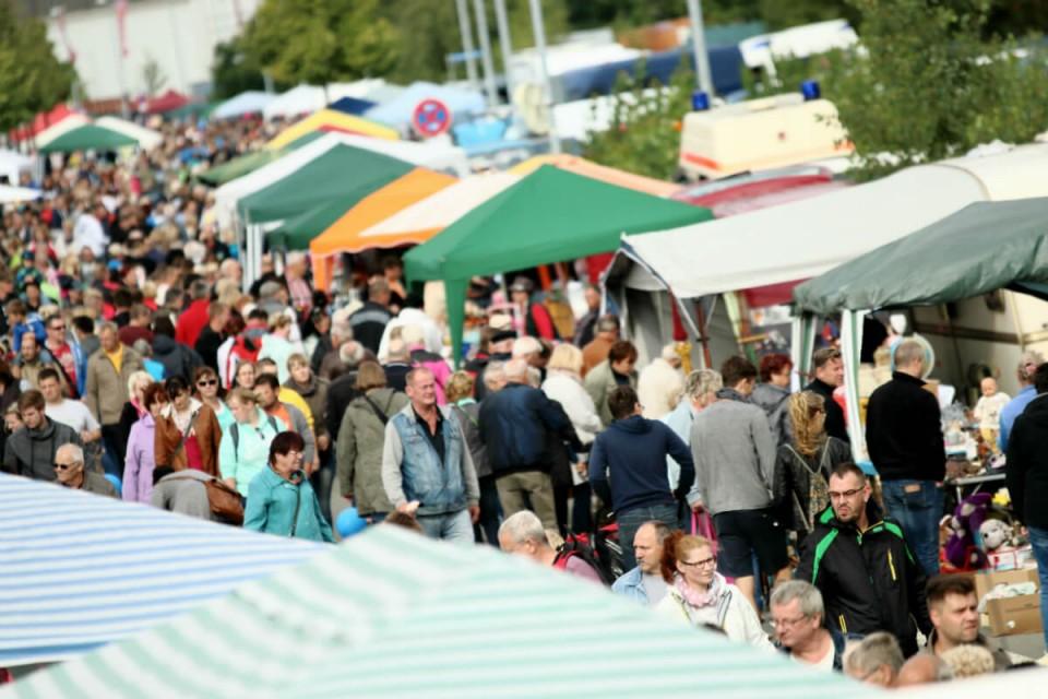 2017 flohmarkt havelberg Bemalte Teebeutel